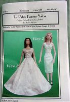 Tyler Wentworth Doll Dress Pattern T15-3