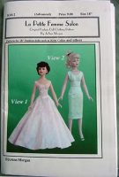 Kitty Collier 18 Inch Doll Dress Pattern
