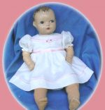Baby Doll Dress – Cotton Batiste