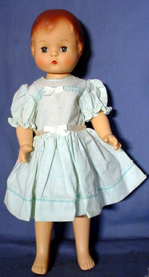 Poorly Fitted Doll Dress