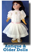 Antique, Vintage Dolls and Doll Parts