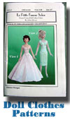 Patterns for Doll Dresses