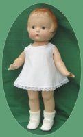 Patsy Doll Slip, Patsy Ann, Patsy, Patsyette,Patsy Jr.