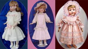 About Our Doll Dresses and Clothes