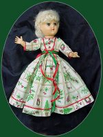 Toni Dress Christmas Garland