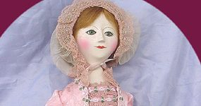 Queen Anne Wooden Dolls