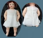 Composition Mama Doll Slip