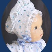 Silk Ribbons for Your Antique Doll Dresses