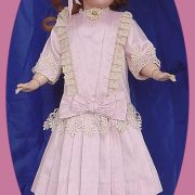 Antique Style Doll Dress