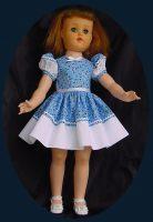 Toni Dress for P-93 Toni Doll