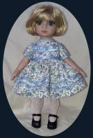Tonner Patsy Dress, School Days
