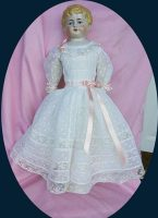 Antique China Doll Child FREE SHIPPING