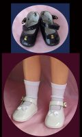 Sweet Sue Doll Shoes for 19-20 Inch Sweet Sue