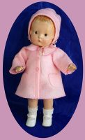 Patsy Doll Spring Coat and Hat