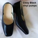 Madame Alexander Cissy Black Shoes by Kingstate