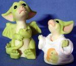 Pocket Dragons, Two, 1992, 1998 MNB