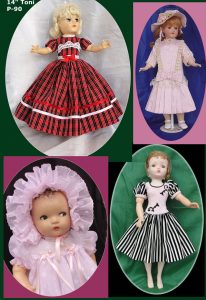 Doll Clothes - Doll Dresses