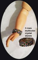Cissy Doll Expansion Bracelet #5 Free Shipping