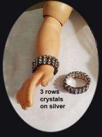 Cissy Doll Expansion Bracelet #4 Free Shipping