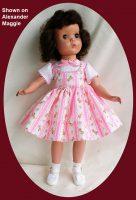 Sweet Sue, Maggie, Margaret, Dress Pretty Posie