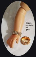 Cissy Doll Expansion Bracelet #6 Free Shipping