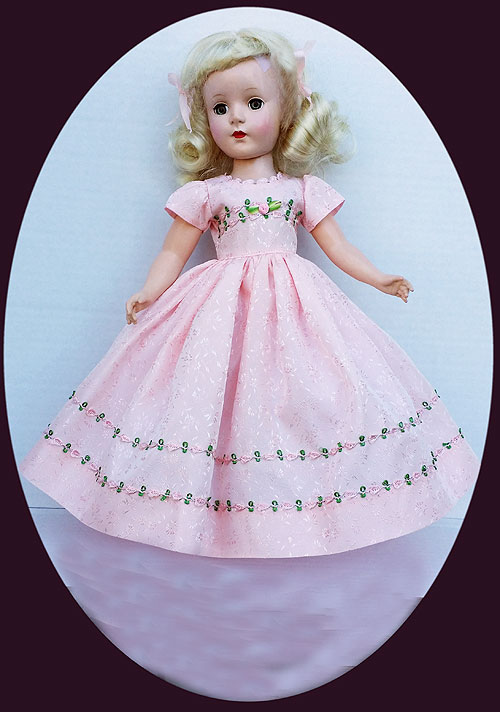 Mary Hoyer Doll Dresses
