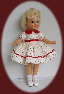 Ideal Toni Doll Dresses
