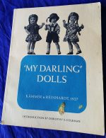K Star R Doll Catalog 1927 K*R Dolls FREE SHIPPING