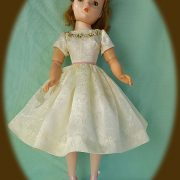 Lining Doll Clothes