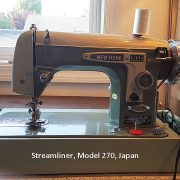 More Sewing Machines to Use Making Doll Dresses