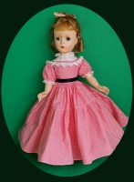 Madame Alexander Doll Hard Plastic Amy FREE SHIPPING