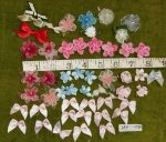 Doll Dress Trims, Assorted, 47 Ct.