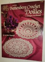 Crochet Patterns and Instructions, Doilies and More Vintage