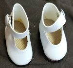 Tony Doll Shoes, Classic Side Snap for 14″ Toni P-90